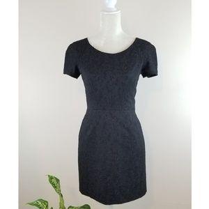 The Kooples Brocade Jacquard Mini Dress
